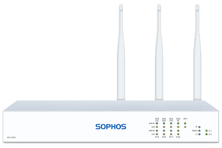 Sophos SG 135 Wireless Front View