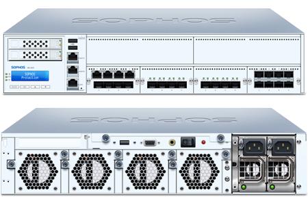 Sophos XG 550 | EnterpriseAV com